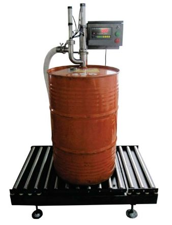 Drum Filling Weighing System