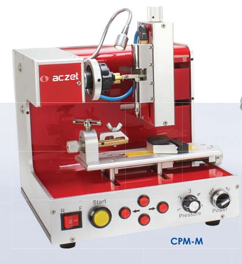 Ring Engraving Machine