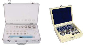 Test Weight Set Box
