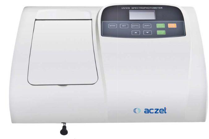 UV/VIS Spectrophotometer-Single Beam
