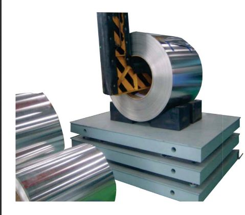 Coil Weighing Steel Scale