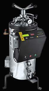 High Pressure Vertical Autoclave Sterilizer