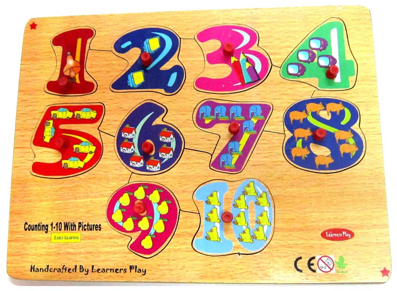 Numbers Toys