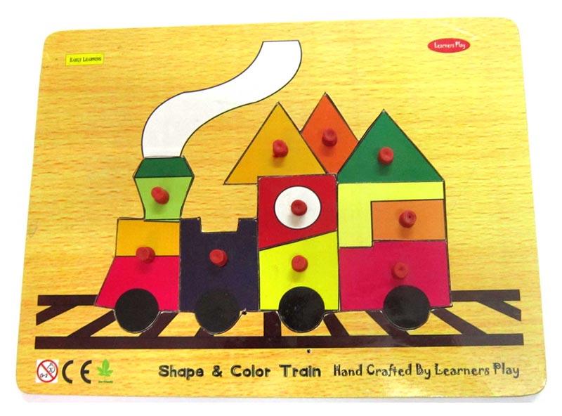 Train Knob