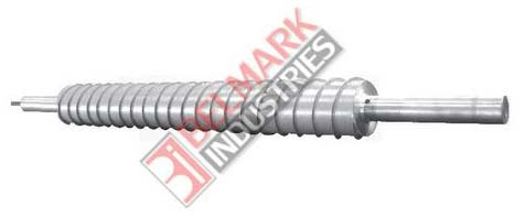 Stainless Steel Scroll Roller