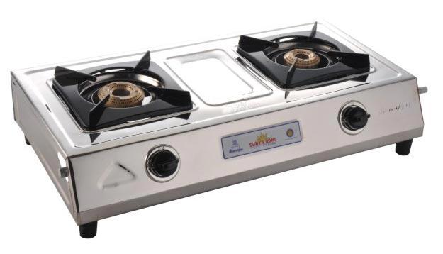 Domestic Gas Stove 10