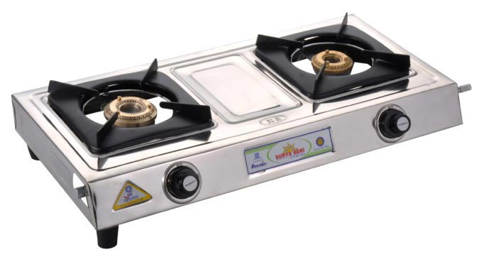 Domestic Gas Stove 12