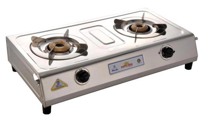 Domestic Gas Stove 13