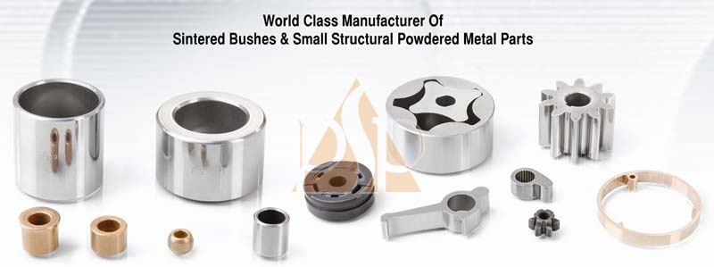 Sintered Bushes & Parts