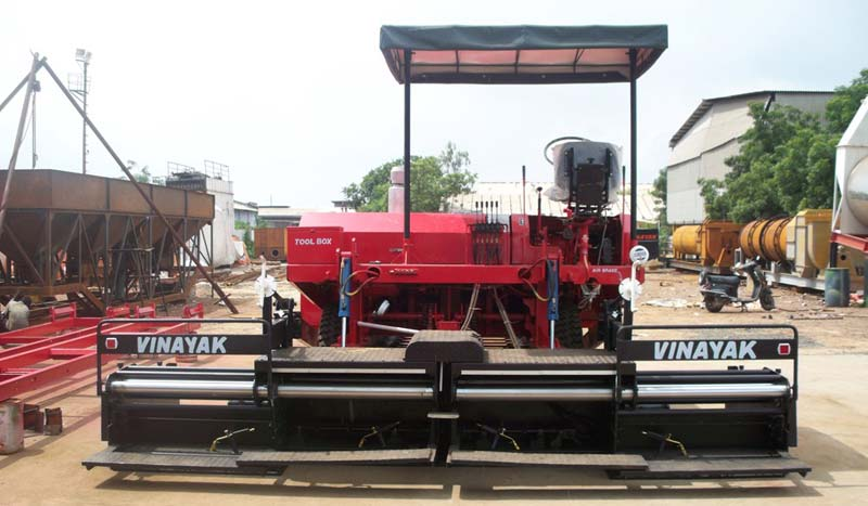Hydraulic Paver