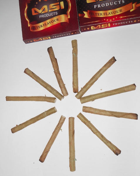 Flavoured Tobacco Beedi