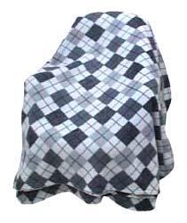 Printed Polar Fleece Blankets