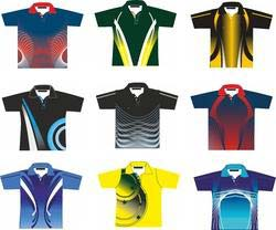 Sublimation Sports T-Shirts