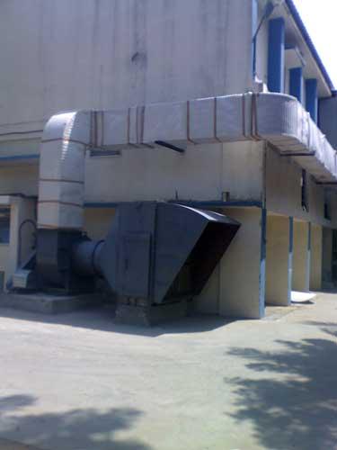 Pressurization System Stair Pressurization Systems