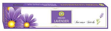 English Lavender Incense Sticks