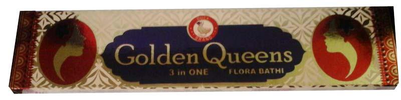 Golden Queens Incense Sticks