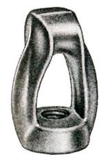 Thimble Eye Nut