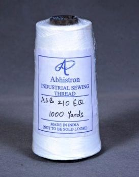 Spun Polyester Bag Closing Threads (ASB 210 EQ V)