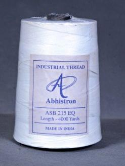 Spun Polyester Bag Closing Threads (ASB 215 EQ V)