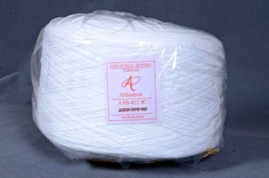 Spun Polyester Bag Closing Threads (ASB 412 EQ JC)