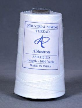 Spun Polyester Bag Closing Threads (ASB 412 EQ V)