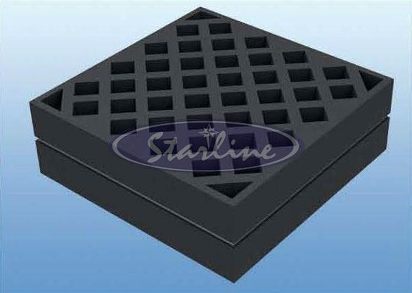 Anti Vibration Multi Layer Pads