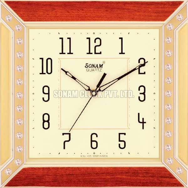 Diamond Series Wall Clock