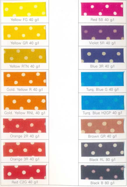 Textile Dyes Exporter