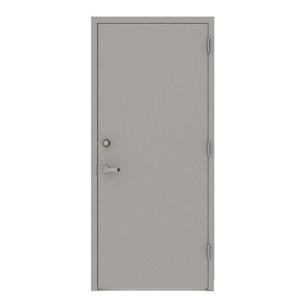 Metal Flush Doors