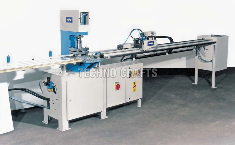 CNC Tube Punching Machine