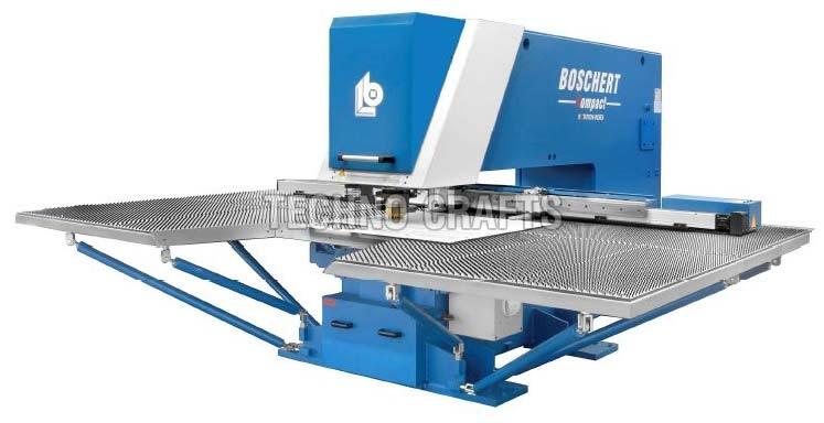 Hydraulic Punching Machine (Compact)