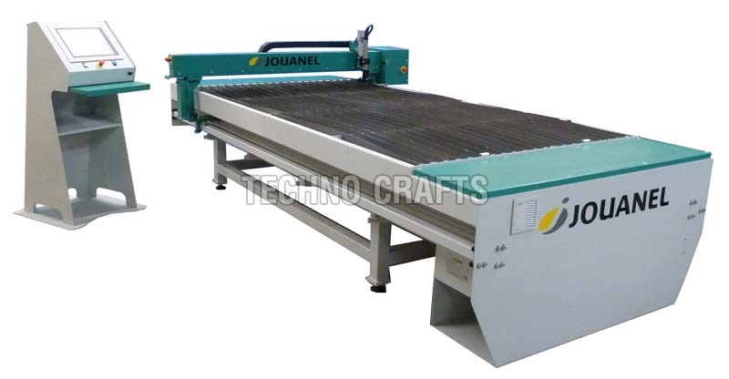 CNC Plasma Duct Cutting Machine