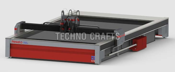 Water Jet Cutting Machine 01