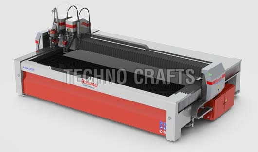 Water Jet Cutting Machine 02