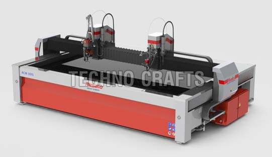 Water Jet Cutting Machine 03