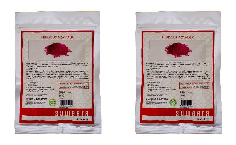 Sameera Hibiscus Powder 05