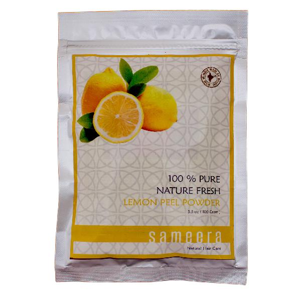 Sameera Lemon Peel Powder 02