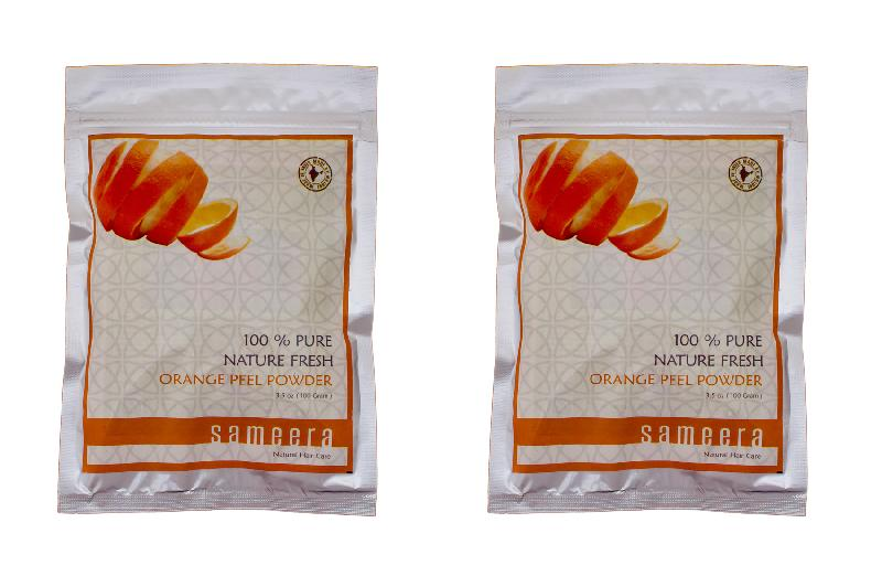 Sameera Orange Peel Powder 03