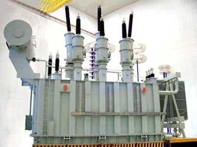 Scrap Power Transformer