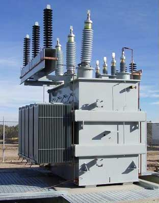 Used Power Transformer