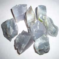 Grey Agate Rough Chips