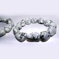 Tree Agate Stone Bracelet