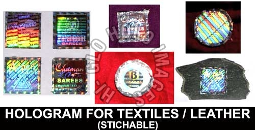 Textile Hologram Manufacturer and Supplier