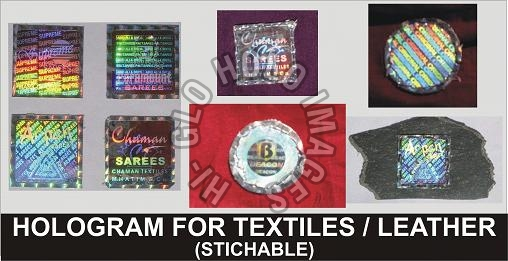 Hologram Labels Manufacturer