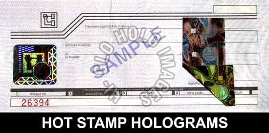 Holographic Stamping Foils Manufacturer and Supplier