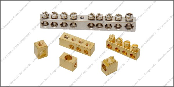 Brass Electrical Wiring Accessories 01