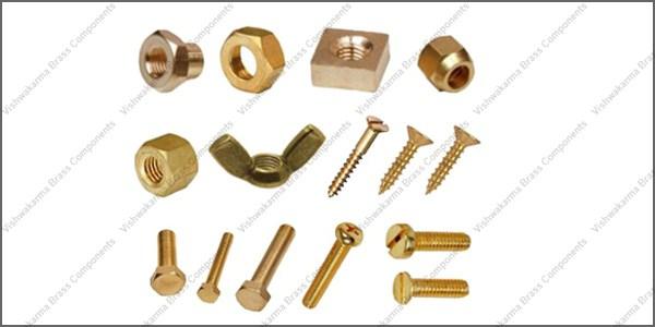 Brass Fastener 02