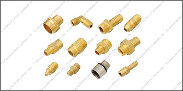 Brass Fitting 01