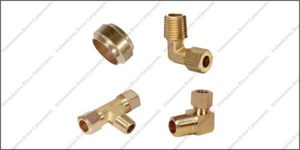 Brass Fitting 04