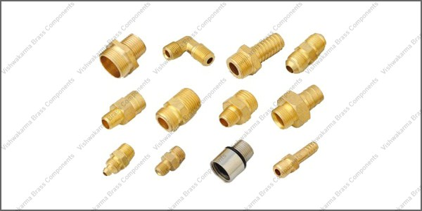 Brass Fitting 06